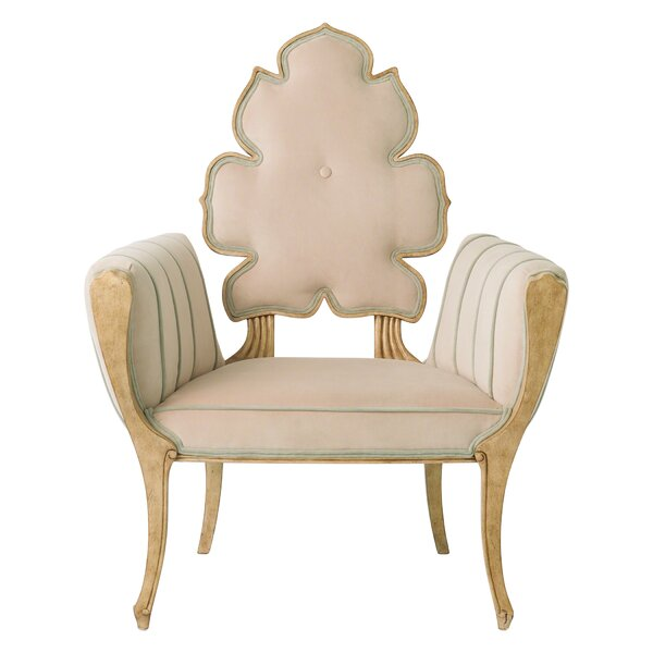 Wiggle Armchair by Global Views