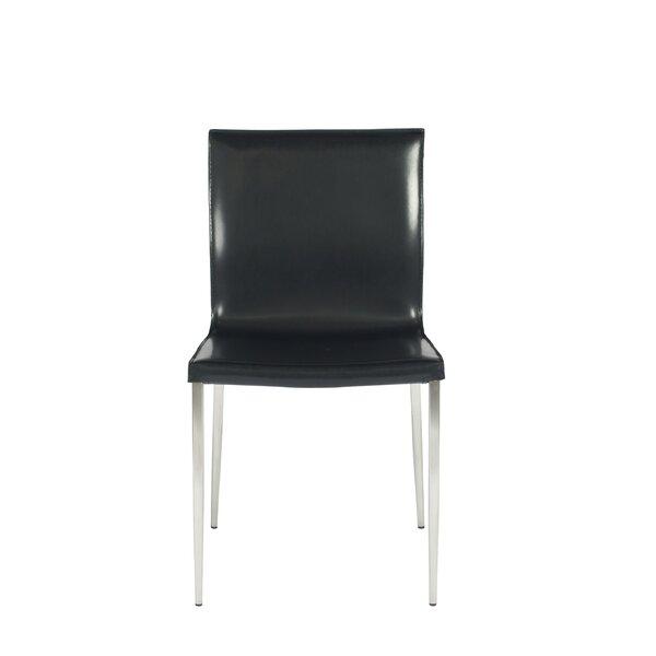 Valeria Upholstered Dining Chair (Set of 2) by Orren Ellis