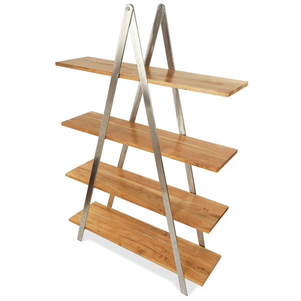 Review Brehmer Carnside Ladder Bookcase
