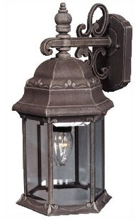 Best Reviews Boulevard 1-Light Outdoor Wall lantern By Special Lite Products