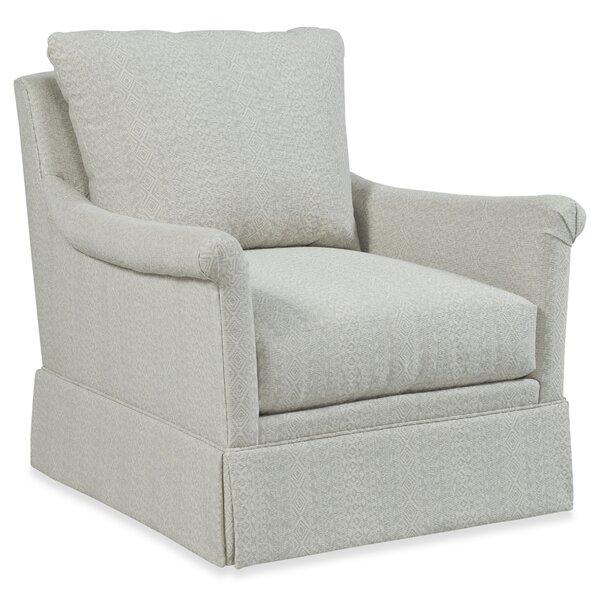 Odessa Armchair and Ottoman by Fairfield Chair