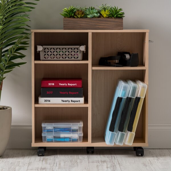 Wooden Standard Bookcase by IRIS USA, Inc.