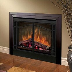 Electraflame 4 Panel Decorative Trim Kit by Dimple