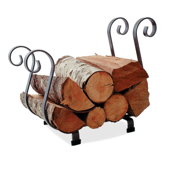 USA Handcrafted Sleigh Log Rack By Enclume