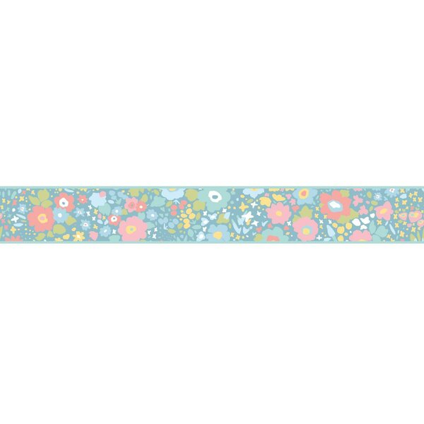 Baby Kids Posey Wallpaper Border By Dwellstudio.