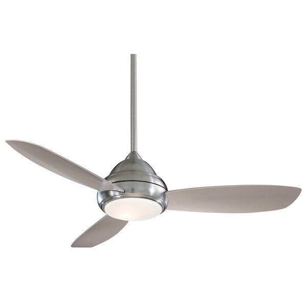 52 Concept I 3 Blade LED Ceiling Fan by Minka Aire