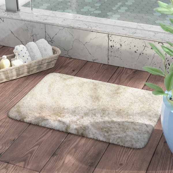 Achille St. Lucia Prima Bath Rug by Wrought Studio