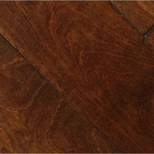 Ocean West 6-1/2 Engineered Birch Hardwood Flooring in Salem by Wildon Home ®