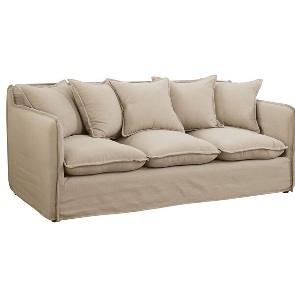 Clarimond Loose Back Pillows Sofa by Gracie Oaks