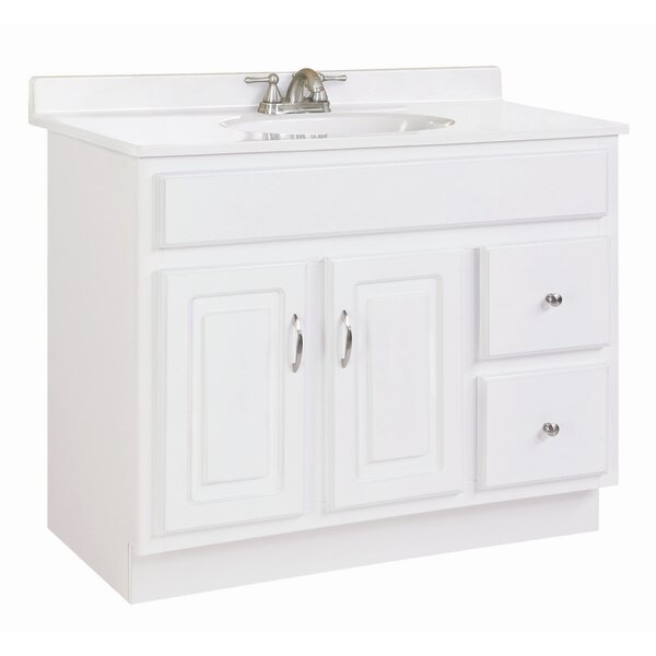 Steubenville 37 Vanity Set by Andover Mills
