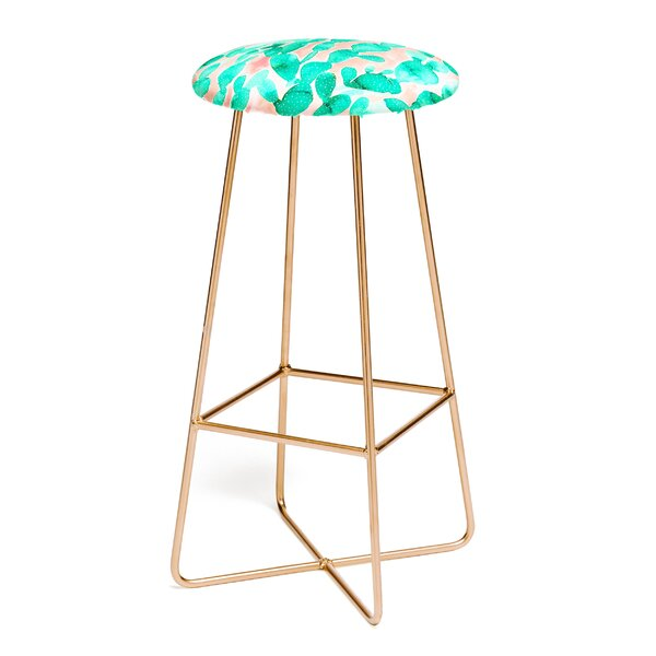 Jacqueline Maldonado 30 Bar Stool by East Urban Home