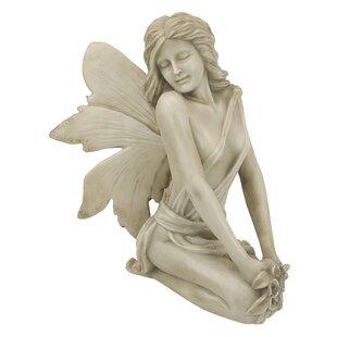 The Enchanted Garden Fairies Colleen Statue. By Design Toscano