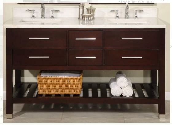 Priva 61 Vanity Set by Empire Industries