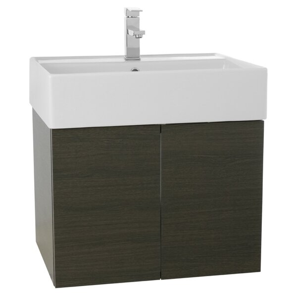 Smile 23 Single Bathroom Vanity Set by Nameeks Vanities