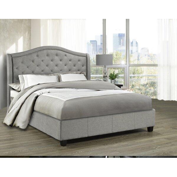Morrilton Upholstered Platform Bed by Darby Home Co