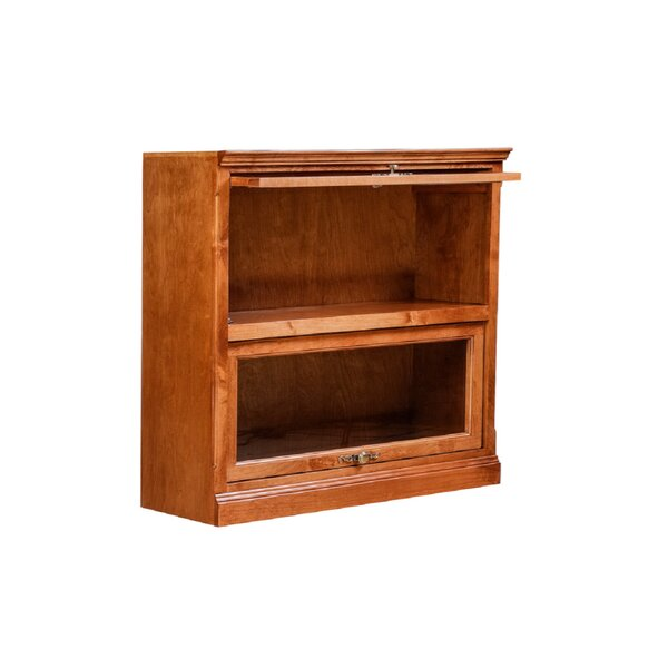 Review Mcintosh Barrister Bookcase