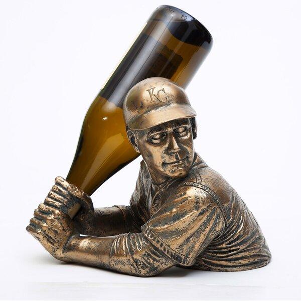 Kansas City Royals Bam Vino 1 Bottle Tabletop Wine Rack by Evergreen Enterprises, Inc