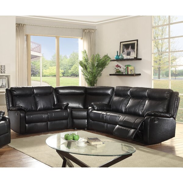 #1 Weitzman Reclining Sectional By Red Barrel Studio Read Reviews