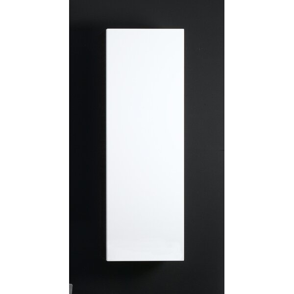 Time 11.8 W x 35.3 H Wall mounted Cabinet by Iotti by Nameeks