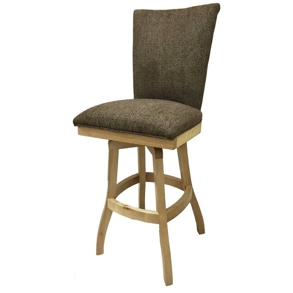 30 Swivel Bar Stool by Tobias Designs