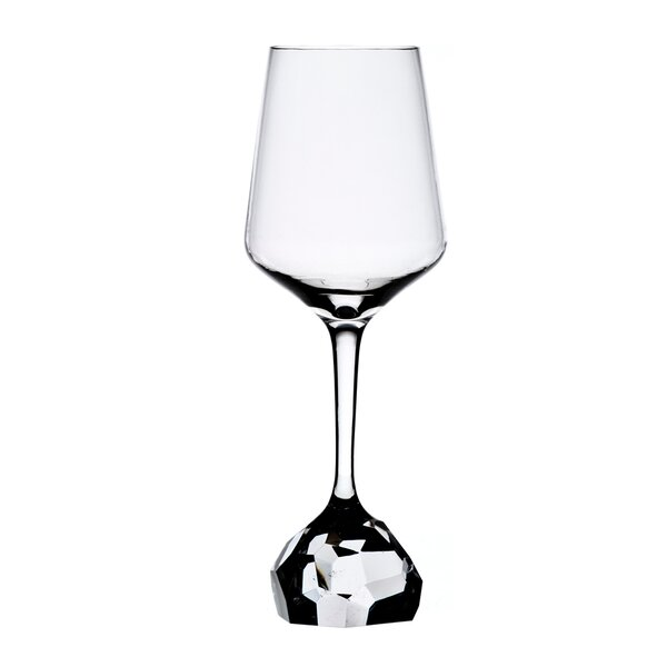 Stone White Wine Glass (Set of 2) by Maryland China