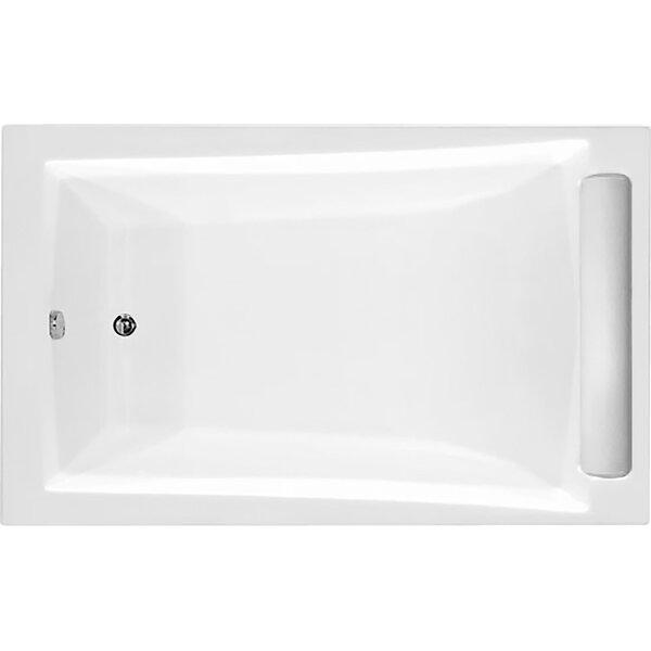 Designer Regal 70 x 43 Soaking Bathtub by Hydro Systems