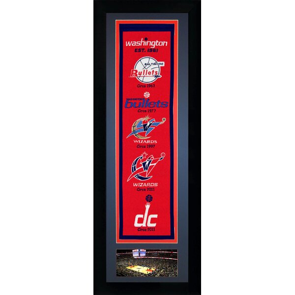 NBA Framed Graphic Art by Legends Never Die