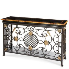 Discoveries Console Table by Michael Amini (AICO)
