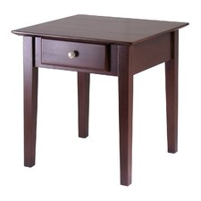 Charlotte End Table by Charlton Home