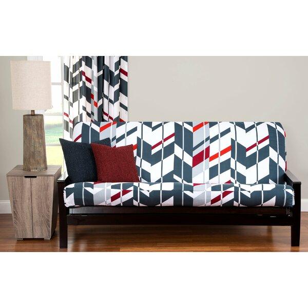 Brigham Box Cushion Futon Slipcover By Wrought Studio