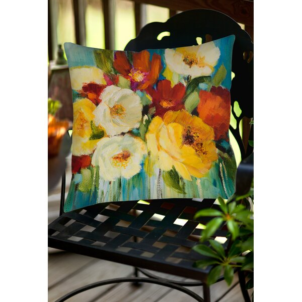 Marya 1 Indoor/Outdoor Throw Pillow by Red Barrel Studio