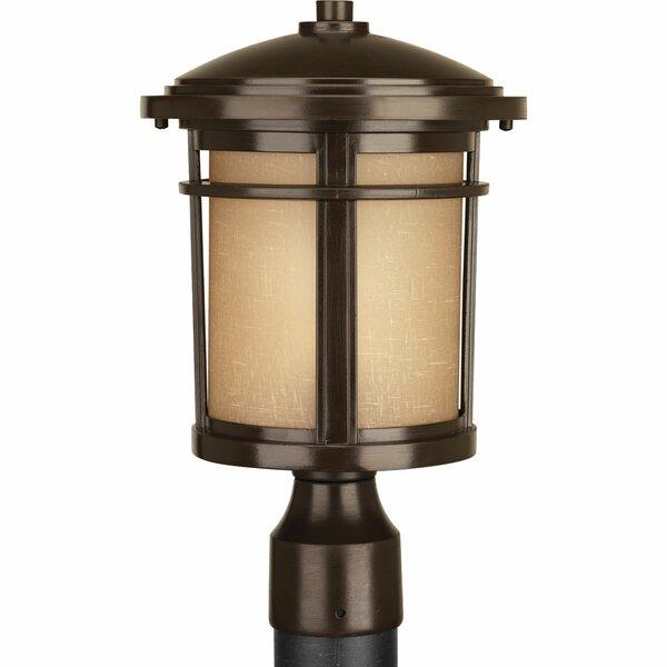 Chamberlain 1-Light Lantern Head by Bloomsbury Market