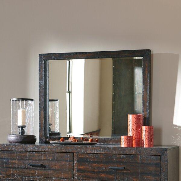 Randolph Rectangular Dresser Mirror by World Menagerie