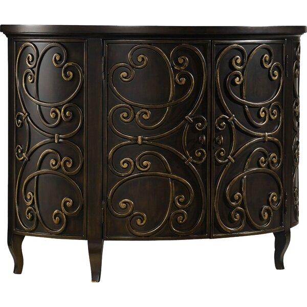 Demilune 2 Door Accent Cabinet by Hooker Furniture