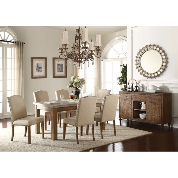 Modern Rizer Dining Table By Charlton Home Best