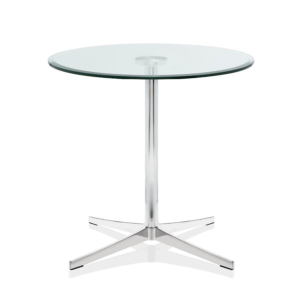 Axium Lounge Height Dining Table By Dauphin 2019 Sale