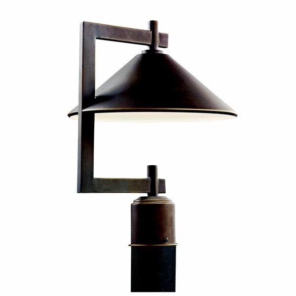 Ripley Outdoor 1-Light Lantern Head by Kichler