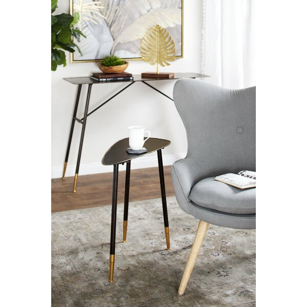 Mather End Table by Wrought Studio