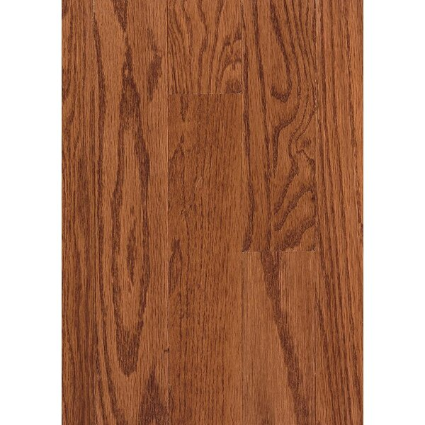 3 Engineered Oak Hardwood Flooring in Warm Spice by Armstrong Flooring