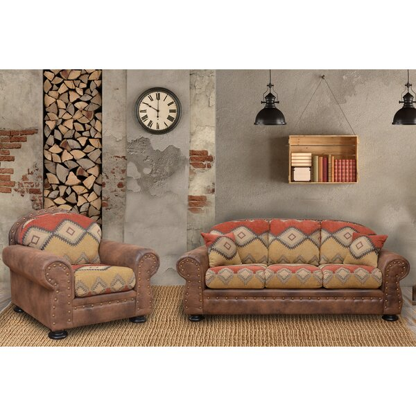 Sedona Sleeper Configurable Living Room Set by SofaZen