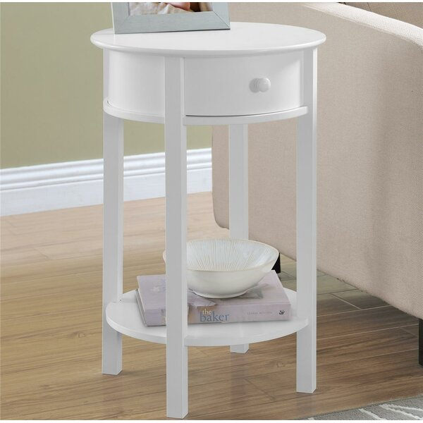 Baltimore Storage End Table by Andover Mills