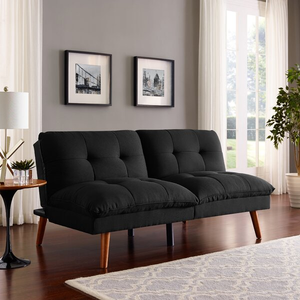 Simmons Hartford Convertible Sofa by Simmons Futon