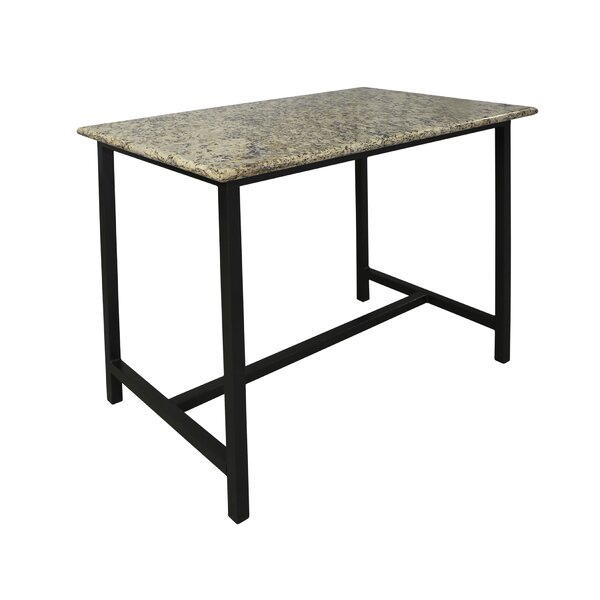 Weatherby Granite Pub Table by Latitude Run