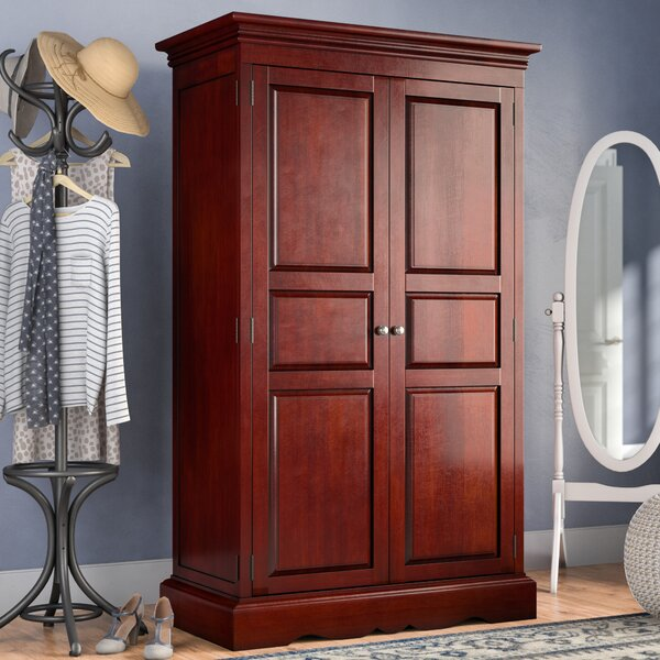 Tierney Armoire by Darby Home Co