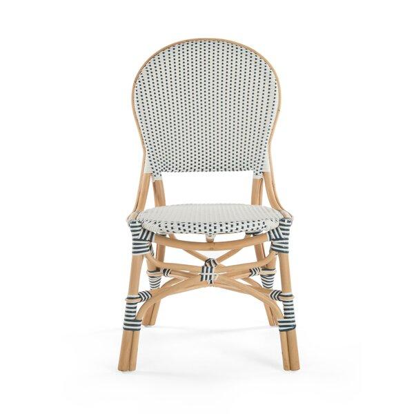 Tawanna Rattan Side Chair (Set of 2) by Bayou Breeze Bayou Breeze