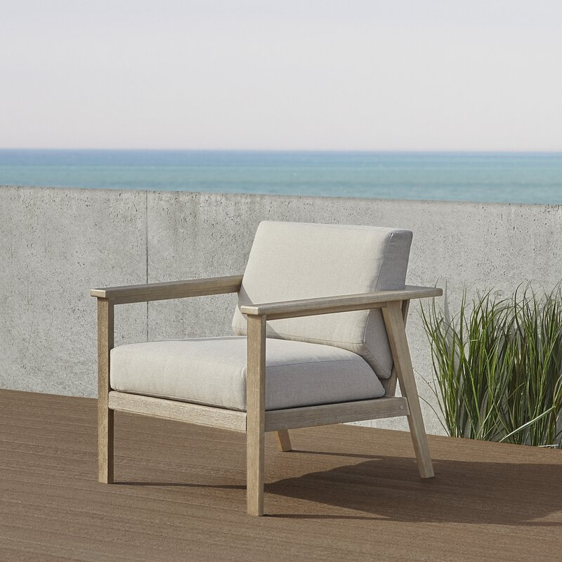 Real Flame Sr Casual Patio Chair