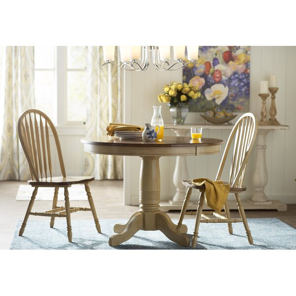 Clyde 3 Piece Dining Set by Alcott Hill