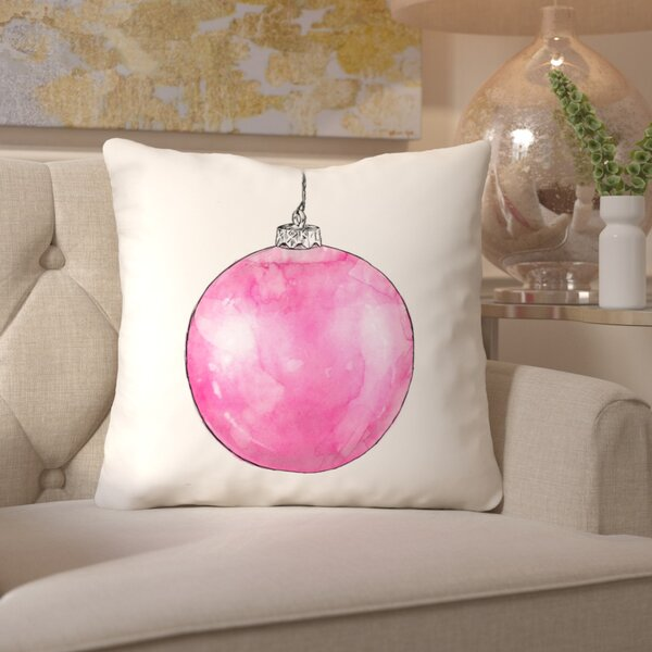 Chic Ornament I Throw Pillow by Mercer41