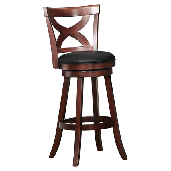 sports shoes 34a45 7cdeb Swivel Barstools You'll Love in 2019 | Wayfair