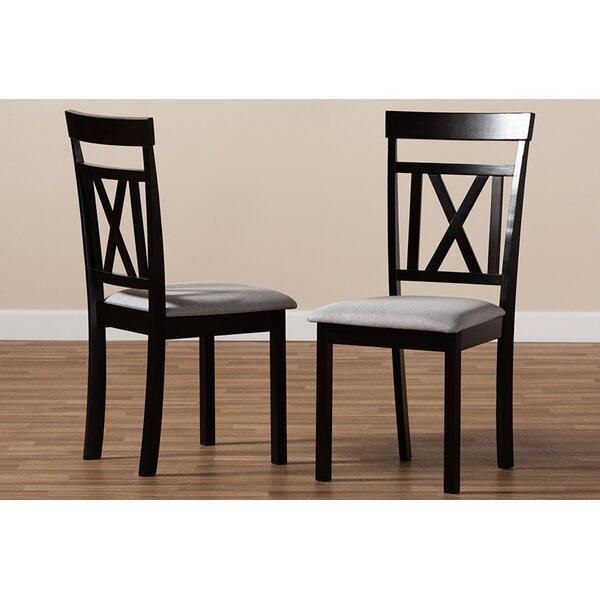 Guynn Dining Chair (Set of 2) by Charlton Home Charlton Home